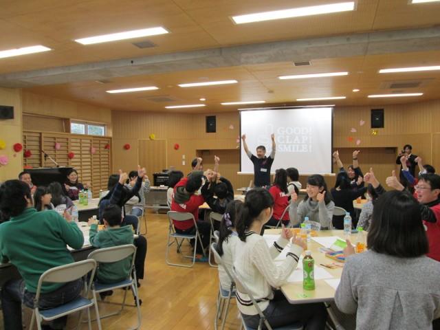 横浜の児童養護施設で夢ワークショップ実施